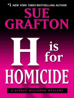 H is for homicide cover image
