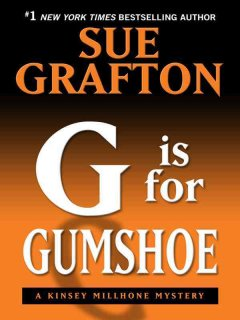G is for gumshoe cover image