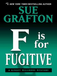 F is for fugitive cover image