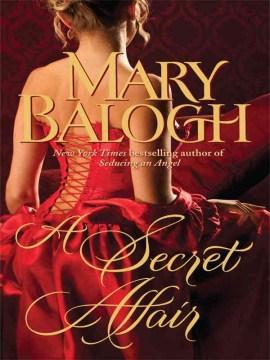 A secret affair cover image
