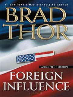 Foreign influence a thriller cover image