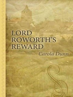 Lord Roworth's reward cover image