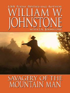 Savagery of the Mountain Man cover image