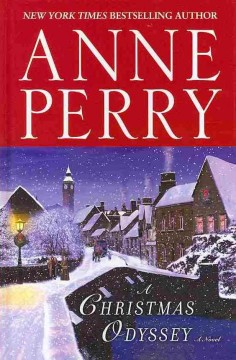 A Christmas odyssey cover image