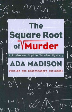 The square root of murder cover image