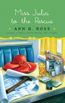 Miss Julia to the rescue cover image