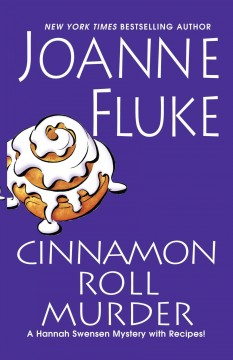 Cinnamon roll murder cover image