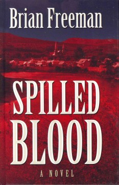 Spilled blood cover image