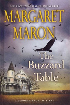 The buzzard table cover image