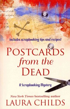 Postcards from the dead cover image