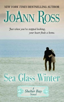 Sea glass winter a Shelter Bay novel cover image
