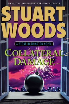 Collateral damage a Stone Barrington novel cover image
