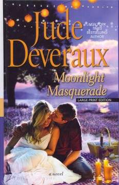 Moonlight masquerade cover image