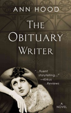 The obituary writer cover image