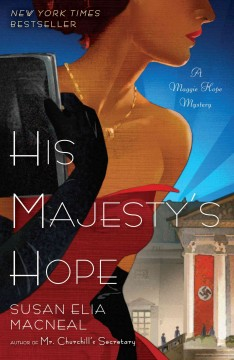 His majesty's hope a Maggie Hope mystery cover image