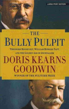 The bully pulpit Theodore Roosevelt, William Howard Taft, and the golden age of journalism cover image