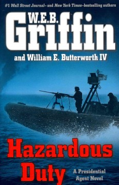 Hazardous duty cover image