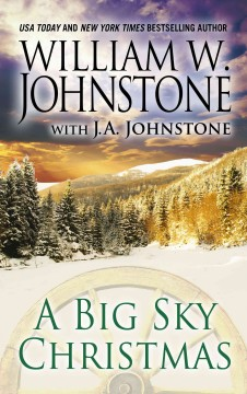 A Big Sky Christmas cover image