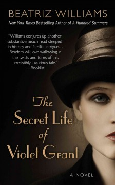 The secret life of Violet Grant cover image