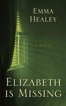 Elizabeth is missing cover image