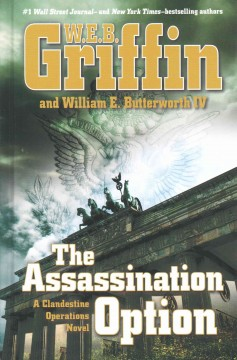 The assassination option a clandestine operations novel cover image