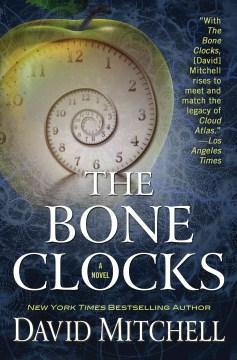 The bone clocks cover image