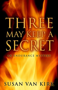 Three may keep a secret cover image