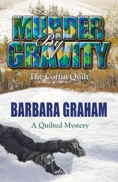 Murder by gravity the coffin quilt cover image