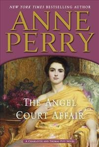 The angel court affair cover image