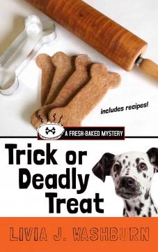 Trick or deadly treat cover image