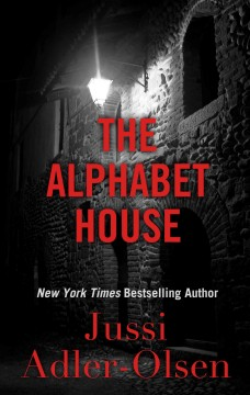 The alphabet house cover image
