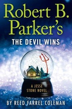 Robert B. Parker's the Devil wins cover image