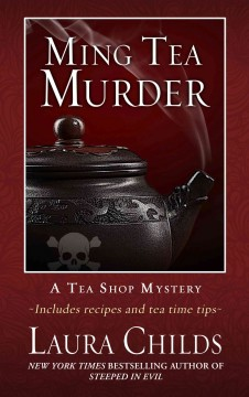 Ming tea murder cover image