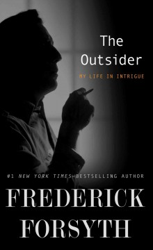 The outsider my life in intrigue cover image
