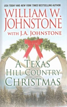 A Texas Hill country Christmas cover image