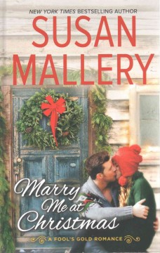 Marry me at Christmas cover image
