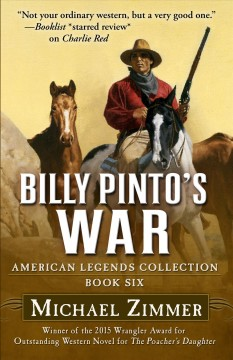 Billy Pinto's war cover image