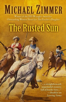 The rusted sun cover image