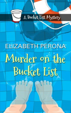 Murder on the bucket list cover image