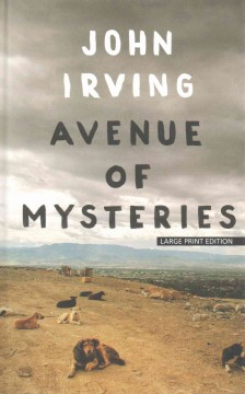 Avenue of mysteries cover image