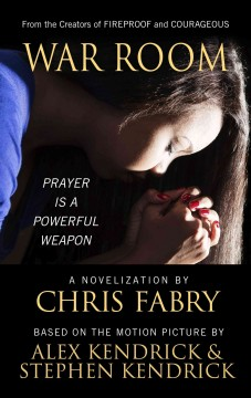 War room prayer is a powerful weapon cover image