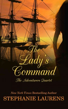 The lady's command cover image