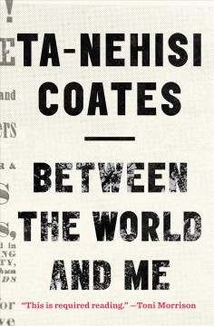 Between the world and me cover image