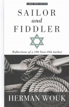 Sailor and fiddler reflections of a 100-year-old author cover image
