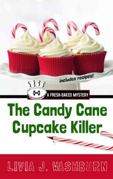 The candy cane cupcake killer a fresh-baked mystery cover image