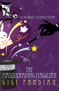 The Masquerading magician cover image