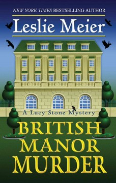 British manor murder a Lucy Stone mystery cover image
