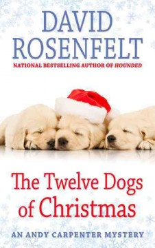 The Twelve dogs of Christmas cover image
