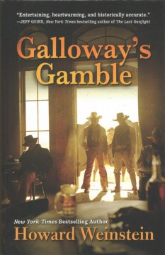 Galloway's gamble cover image