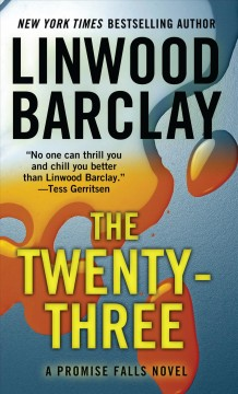 The twenty-three cover image